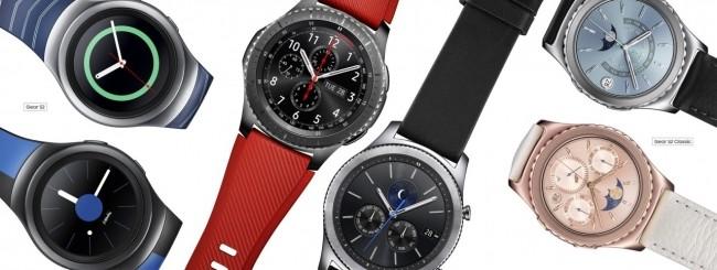 Samsung Gear S2-S3