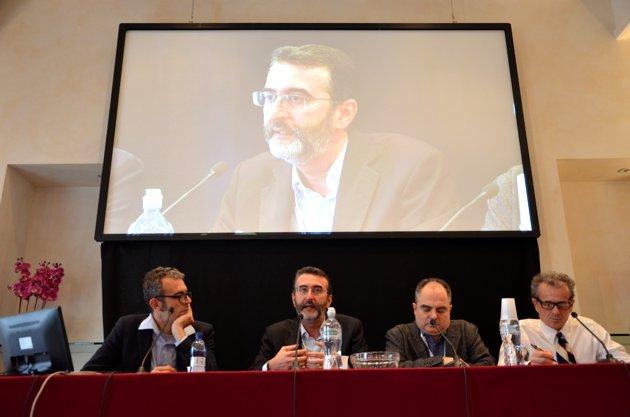 Marco Bardazzi al Festival Internazionale del Giornalismo di Perugia