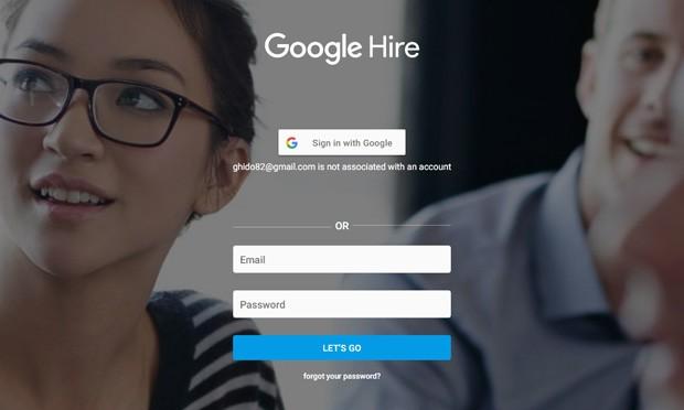Hire è una nuova piattaforma realizzata da Google e indirizzata alle aziende, in modo da poter reclutare canditati per le posizioni lavorative aperte