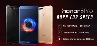 Honor 8 Pro: Born for Speed