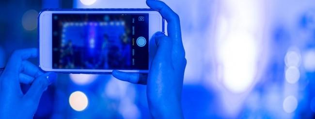 Foto con iPhone