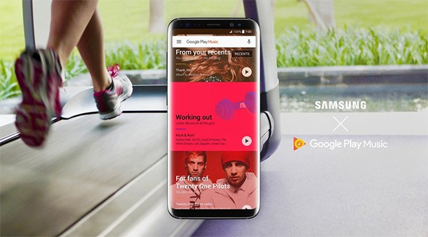 Google e Samsung siglano una partnership: Play Musica diventa l'applicazione predefinita per l'ascolto dei brani sui dispositivi del produttore sudcoreano