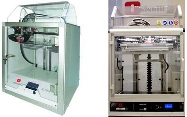Le stampanti Olivetti 3D S2 e Olivetti 3D DESK