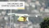 Svizzera: i droni per gli esami di laboratorio