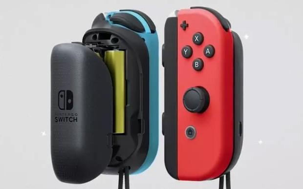 Anche il battery pack d Nintendo Switch sarà disponibile nella colorazione Neon Yellow in occasione del lancio del gioco ARMS, previsto per il 18 giugno
