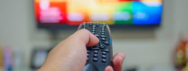 Telecomando e televisione