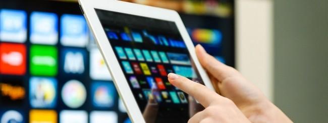 TV e iPad
