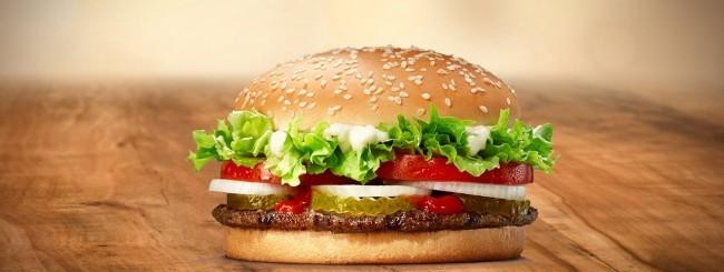 Whopper Burger
