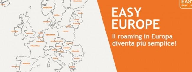 Wind Easy Europe, Roaming Zero in Europa