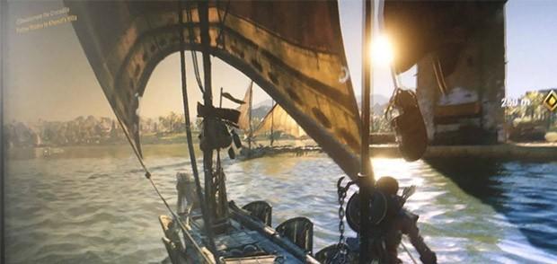 La prima presunta immagine di Assassin's Creed Origins