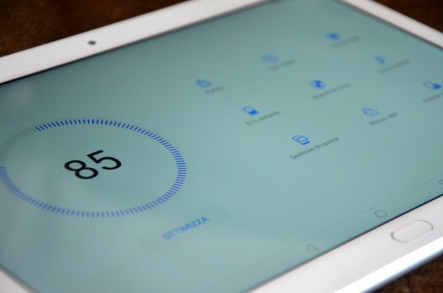 Interfaccia Huawei M3 Lite 10