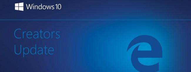 Windows 10 CU - Microsoft Edge