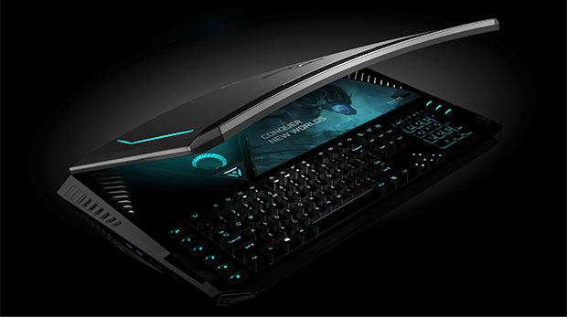 Il notebook Acer Predator 21 X per il gaming