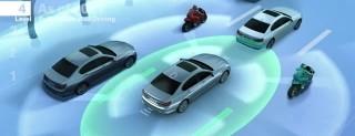 I livelli della guida autonoma