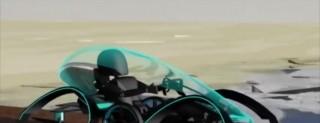 Skydrive, l'auto volante di Cartivator