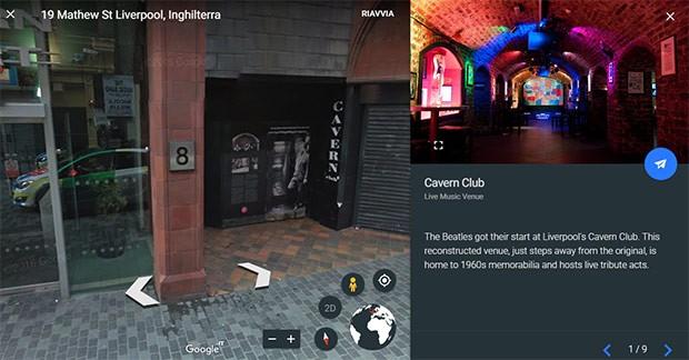 Il Cavern Club di Liverpool, dove all'inizio degli anni '60 ha preso vita l'avventura dei Fab Four