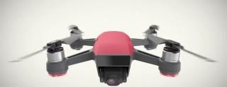 DJI presenta il minidrone Spark