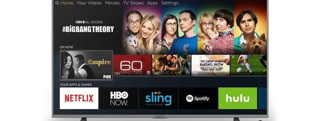 Element Amazon Fire TV Edition 4K
