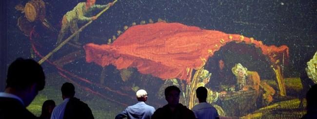 VENEZIA  16/05/17 - Evento Google Grand tour presso l'arsenale di Venezia ©Andrea Pattaro/Vision