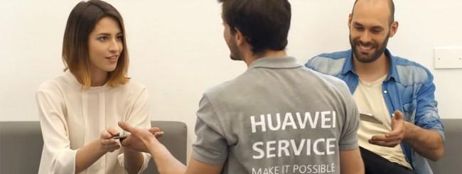 Huawei Customer Service Center
