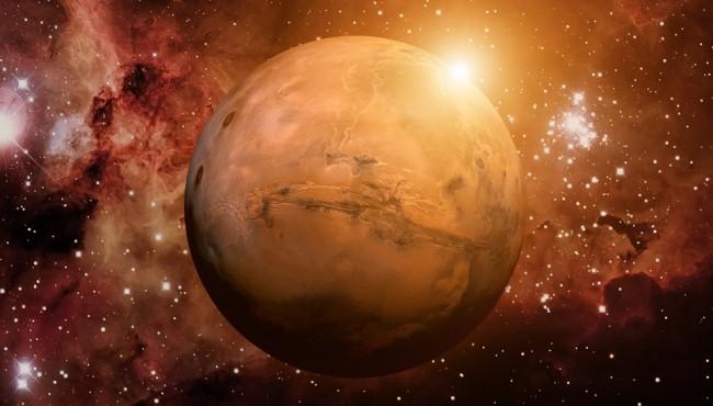 Nasa la missione su marte partir dalla luna for Piani di missione