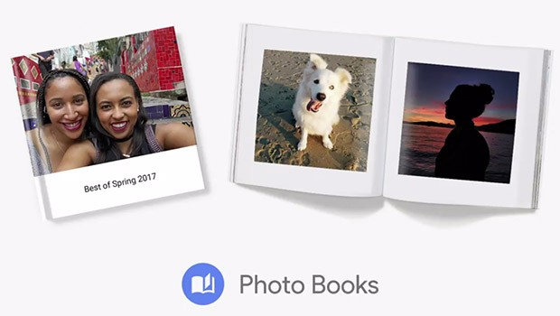 Google Foto permette di stampare fotolibri, direttamente dall'app
