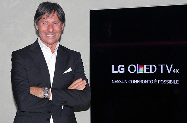 Paolo Sandri, Consumer Electronics Home Entertainment Director di LG Electronics Italia