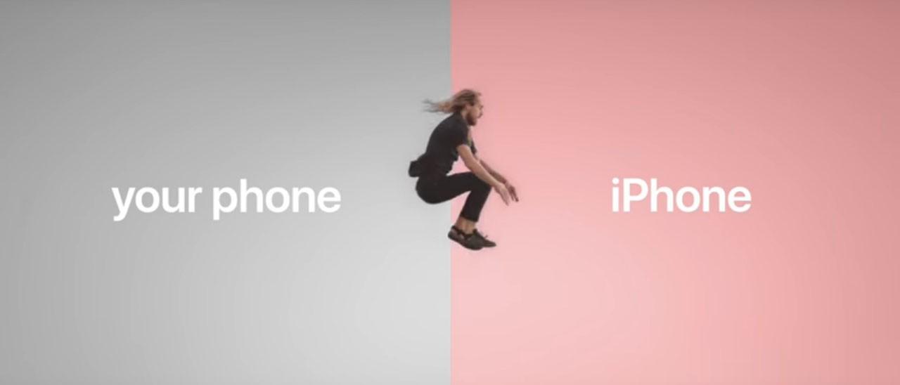 Apple: nuova campagna per gli switcher Android | Webnews