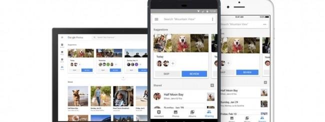 Google Foto - Sharing