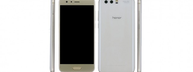 Honor 9 leak