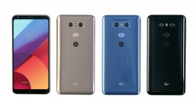 LG G6+ e G6 32 GB