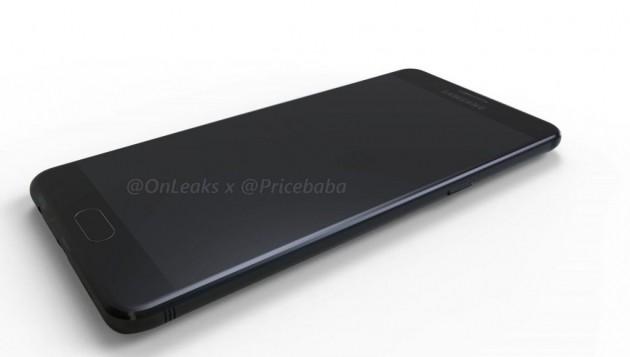 Samsung Galaxy C10 leak