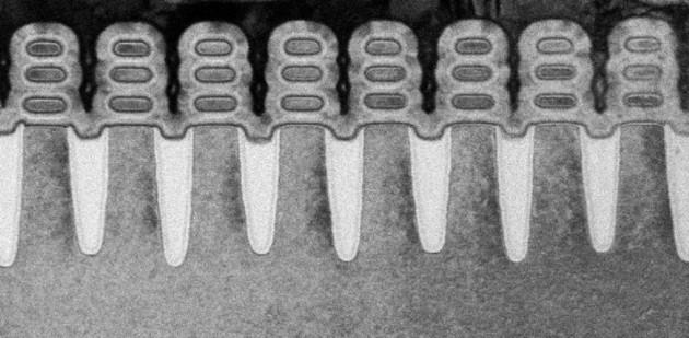 Silicon nanosheet transistor a  5nm