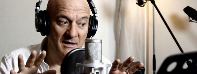 Claudio Bisio per Audible