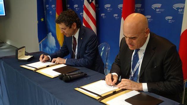 Claudio Descalzi: una firma per la ricerca