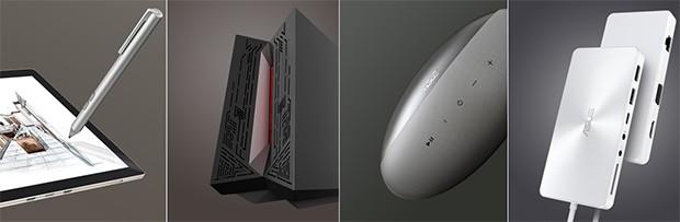 Gli accessori di ASUS Transformer 3 Pro
