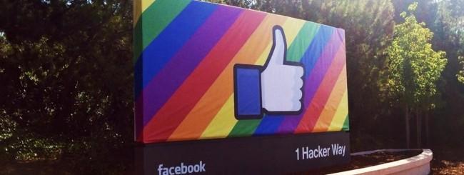 Facebook, Instagram e Messenger celebrano il Pride