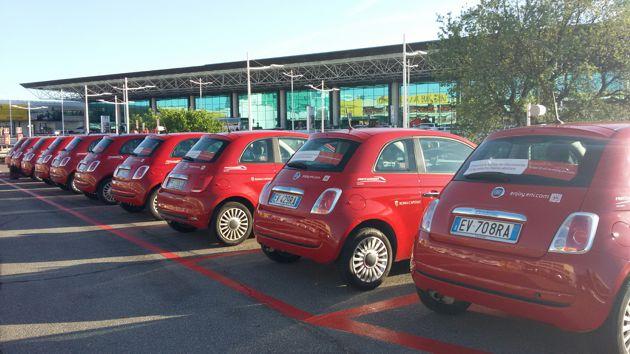 Parcheggi gratuiti Enjoy a Fiumicino