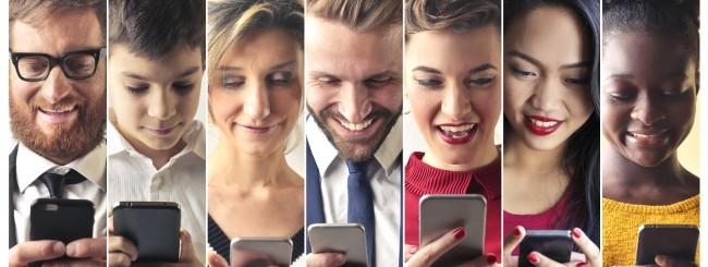 5 miliardi di persone connesse nel mondo