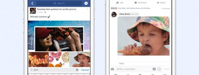 Facebook festeggia i 30 anni delle GIF