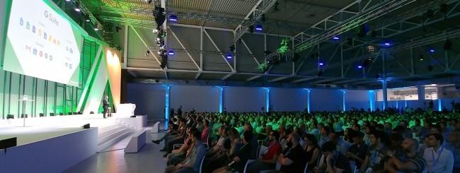 Google Cloud Next, Milano