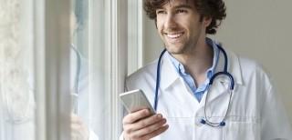 Medico e iPhone