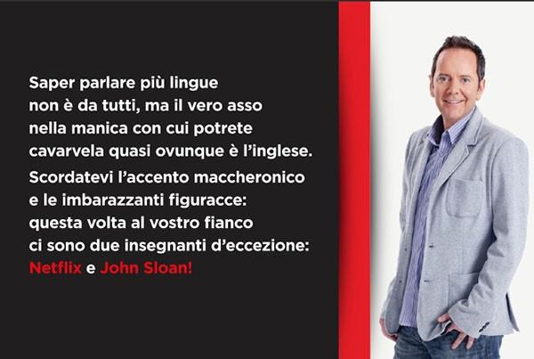 Netflix e John Peter Sloan