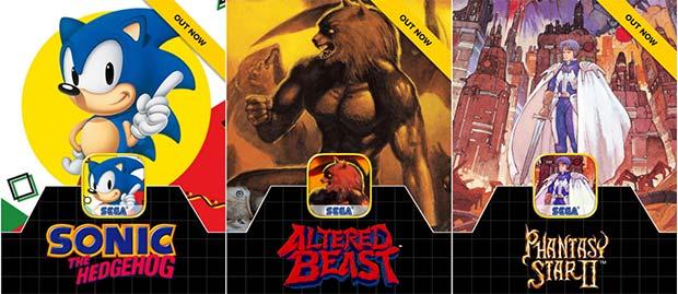 SEGA Forever: alcuni dei primi giochi gratis per Android e iOS