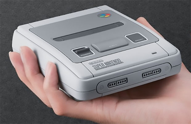 Nintendo Classic Mini: Super Nintendo Entertainment System, la riedizione in miniatura dello SNES
