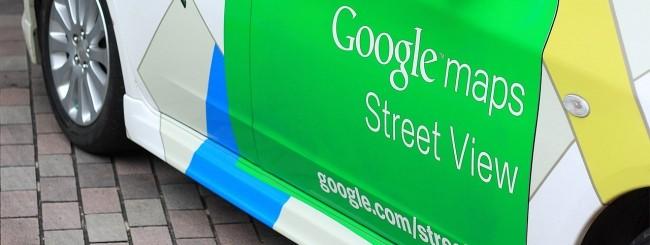Google Car, Street View