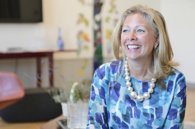 Kirstie McIntyre (HP Director, Environmental Responsibility EMEA)