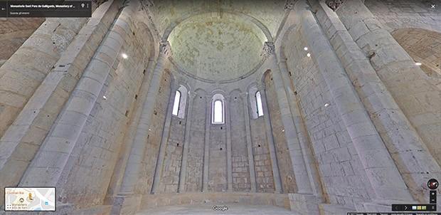 Le riprese della Cittadella (Westeros) sono effettuate nel Monastero di Sant Pere de Galligants a Girona, in Spagna