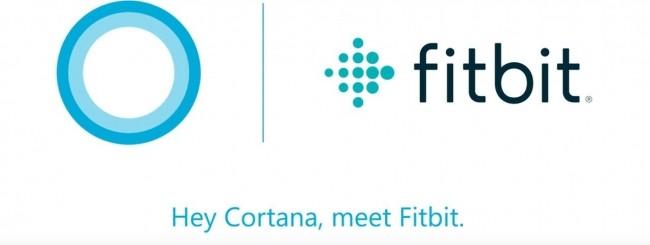Fitbit Cortana