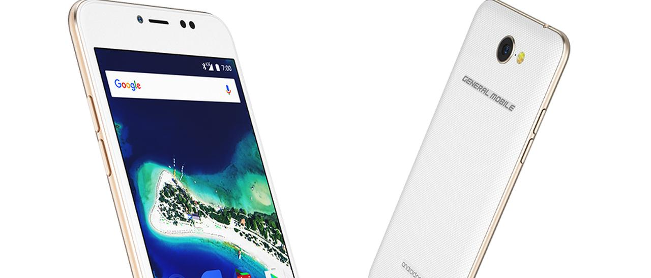 General mobile gm6 android one in italia webnews for Italia mobile